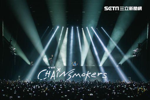 老菸槍雙人組(The Chainsmokers) Super Chill Events提供