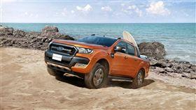 Ford Ranger。(圖/Ford提供)