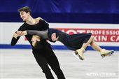 四大洲花式滑冰錦標賽冰舞長曲日本 Misato Komatsubara/ Tim Koleto 圖/記者林敬旻攝