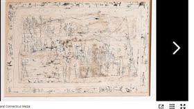 美國,康乃迪克州,垃圾,趙無極,大師,價值,作品,古物鑑定,父親,工地 http://www.nhregister.com/metro/article/Antiques-Roadshow-Yale-University-dumpster-find-12516173.php#photo-14924529