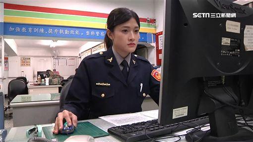 女警周瑜很像日本女星石原聰美