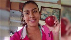 墨西哥年輕正妹媽媽遭前夫謀殺分屍。(圖/翻攝Mexico News Daily)