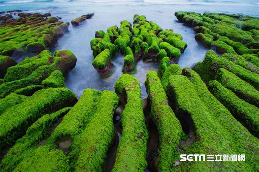 北海岸老梅綠石糟。(圖/北觀處提供,林麗珍攝影)