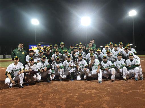 ▲合作金庫奪下2017年爆米花棒球聯賽冠軍。(圖/中華棒協供應)