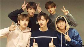 B1A4(圖/翻攝自B1A4臉書)