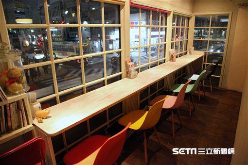 日本靜岡甜點店,Suzutora咖啡廳。(圖/記者簡佑庭攝)
