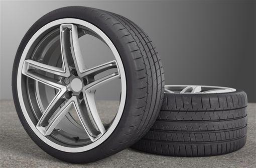 Michelin與輪框大廠Maxion配合開辟出Acorus主動回復的科技輪框。(圖/翻攝Michelin網站)