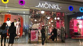 H&M集團旗下的子品牌Monki,時尚女性服飾,主打當代藝術的設計感,追求色彩鮮豔及誇張的設計風格,廣在歐洲開設50多家店面,以及在中國及香港地區皆設有實體店。(image source:程琪提供)