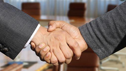握手,握力_pixabay