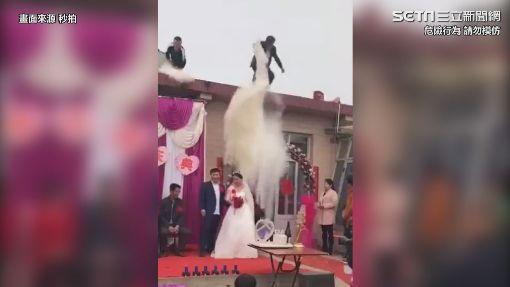 大陸傳統婚鬧成惡俗