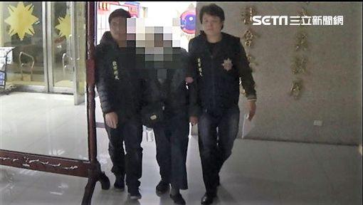 台北市刑警大隊偵辦電信詐騙案,竟逮到1名82歲的車手,訊後仍將他依詐欺罪移送法辦(翻攝畫面)