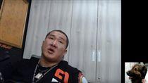 館長,陳之漢,愛犬,大雄,美編(圖/https://www.youtube.com/watch?v=zAlf8Fwcw-s)