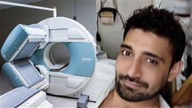 核磁共振,MRI,孟買,氧氣瓶,醫院,護理師,醫生,鋼瓶,磁力,Rajesh Maru 圖/翻攝自Rajesh Mar臉書、Pixabay https://goo.gl/4uSVwb