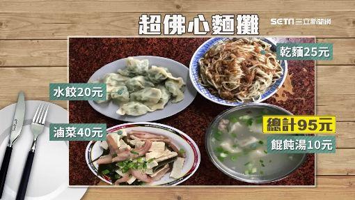 地方美食CP值高!「2菜1湯1飯」佛心價75元