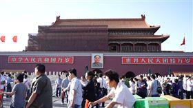 台灣年輕人效力陸企 疑惑「大陸這麼快,為何台灣還在鬧」 圖/翻攝自YouTube 北京天安門