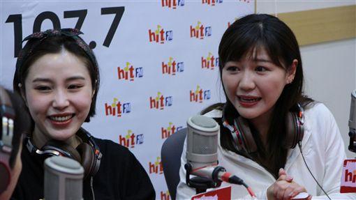 余筱萍,吳沛憶 圖/Hit Fm《蔻蔻早餐》製作單位提供
