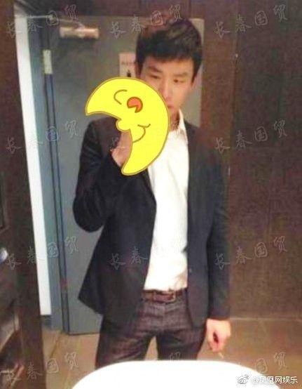 李冰冰,男友,姊弟戀,許文楠(翻攝自微博)