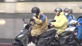 騎車冷吱吱!「三明治式」穿搭最保暖