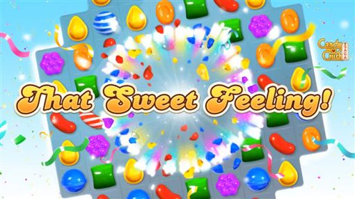 Candy Crush(圖/翻攝自Candy Crush臉書)