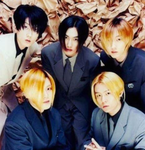 團體,H.O.T,圖/翻攝自Tony IG