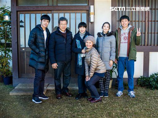 日本演技派女星田中麗奈 余貴美子與台灣小生王柏傑共同打造溫暖動人的電影《盛情款待》/華映娛樂提供