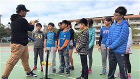 ▲Mini Baseball為學齡前棒球運動。(圖/寶悍運動行銷提供)