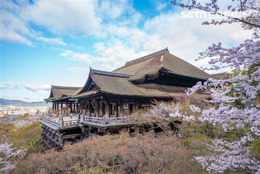 2018新春開運景點,清水寺,京都。(圖/雄獅旅遊提供)