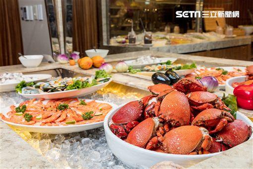 寒假,聚餐,吃到飽,網路溫度計,福容大飯店,六福,台北福華,飯店