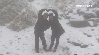 寒流報到探6℃ 北台灣高山有望下雪
