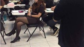 絲襪,高跟鞋,正妹,觀落陰,PTT 圖/翻攝自PTT