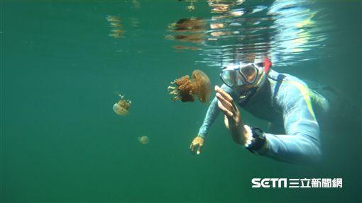 李運慶遠征「世界十大避世之地」尋找美人魚 /行銷公關部