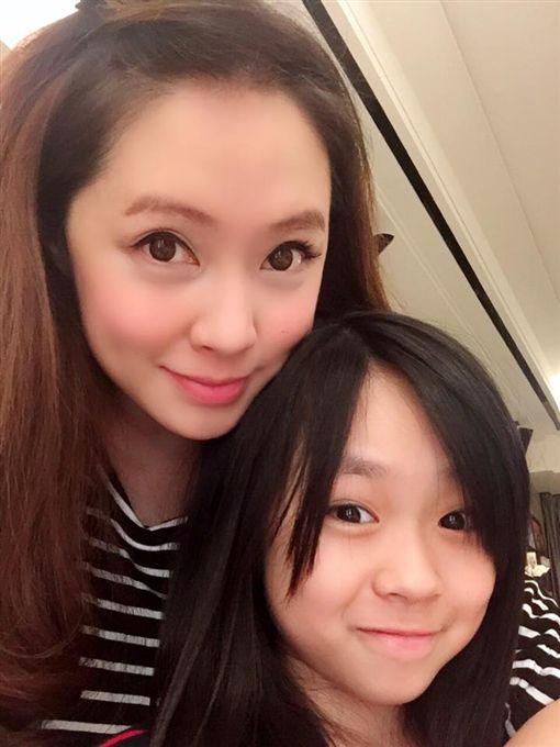 寶妹,洪百榕,/翻攝自宋達民和洪百榕愛的粉園臉書