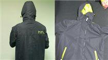 HTC防風外套。(圖/翻攝Yahoo拍賣、蝦皮購物)
