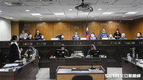 北院國民法官參審模擬法庭。 圖/記者林敬旻攝