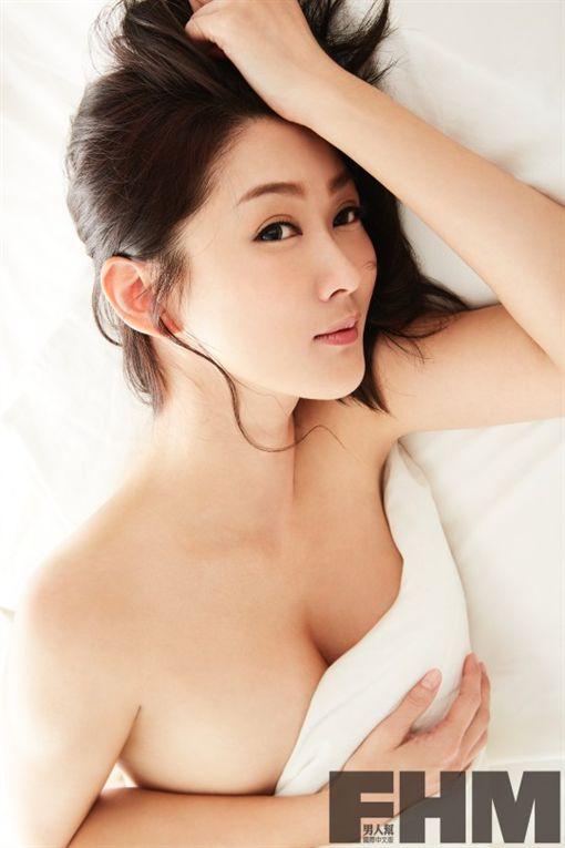 陳珮騏(圖/翻攝自FHM網站)