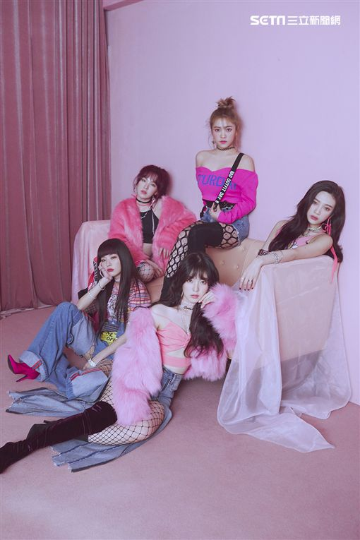 Red Velvet。(圖/(亞士傳媒Asia Media、SM娛樂提供)