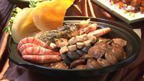 香港,過年,年菜, 粵菜,盆菜,圍爐