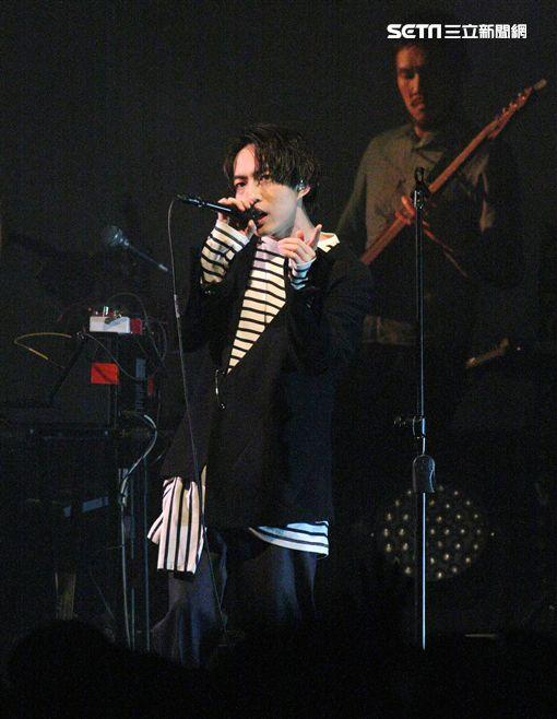 林宥嘉 挽回你的心台北MINI LIVE音樂會