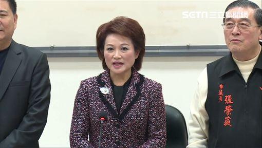 蕭淑麗退國民黨 宣布無黨籍參選嘉義市長