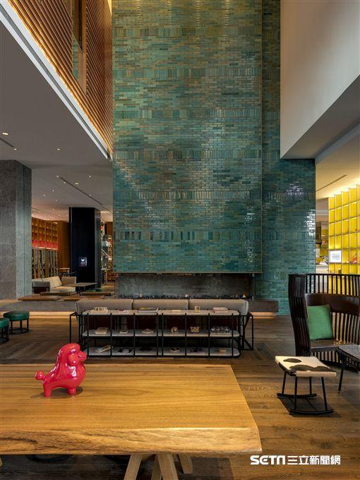 台北W飯鋪WOOBAR,信義區酒吧。(圖/台北W飯鋪供給)