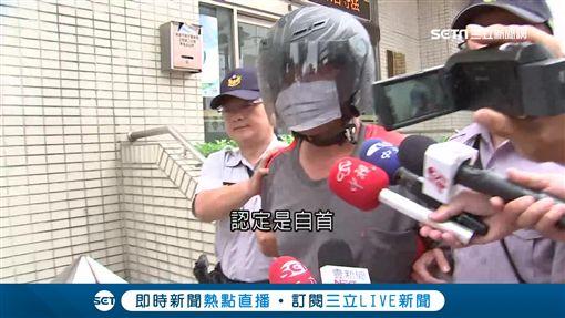 醋男殺前妻、男友 打110自首弛刑