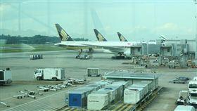 新加坡樟宜機場取消登機廣播許多國際機場採行「寧靜機場」哲學,透過降低噪音讓旅人享受安靜放鬆的氛圍,圖為今年元月起取消登機廣播的樟宜機場。中央社記者黃自強新加坡攝 107年1月7日
