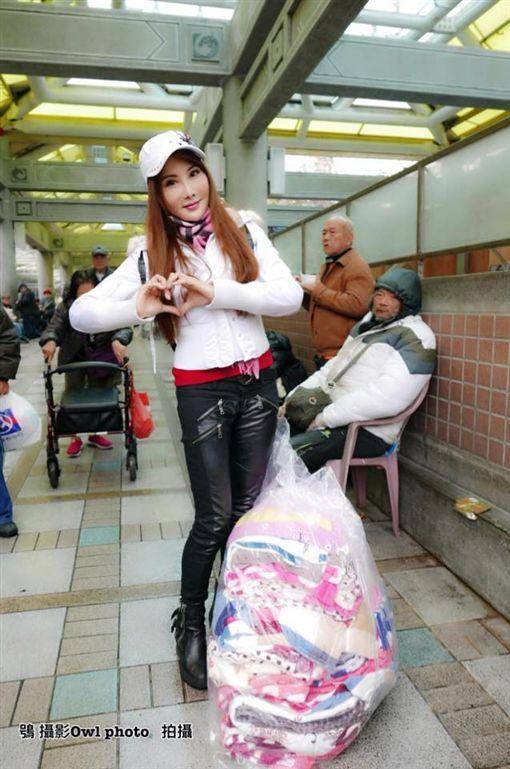 楊麗菁(圖/翻攝自臉書)