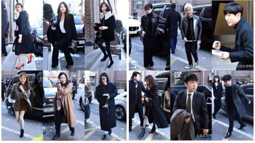 車太鉉,B1A4振永,太陽婚禮。(合成圖/翻攝自Sports Today)