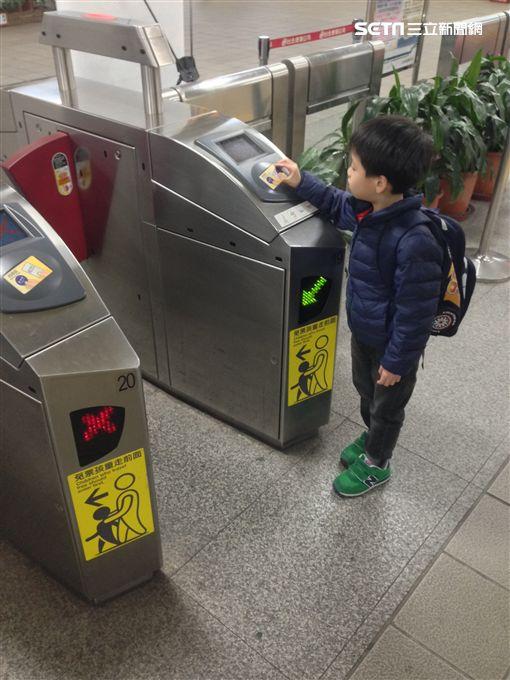 新北市交通局,新北兒童卡,國小,兒童,寒假,開學,幾米,捷運
