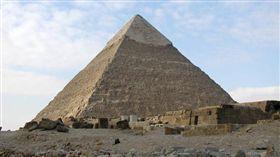 埃及,開羅,金字塔(圖/翻攝維基百科)
