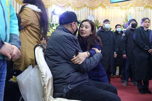 康龍,陳曉菁(圖/記者李嘉紘攝)