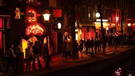 16:9 荷蘭 阿姆斯特丹 紅燈區 性工作者 圖/翻攝自pixabay https://pixabay.com/photo-2551/