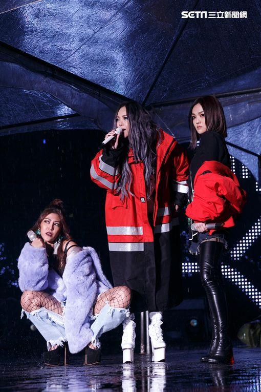 阿妹偷故事的人演唱會(圖/EMI提供)