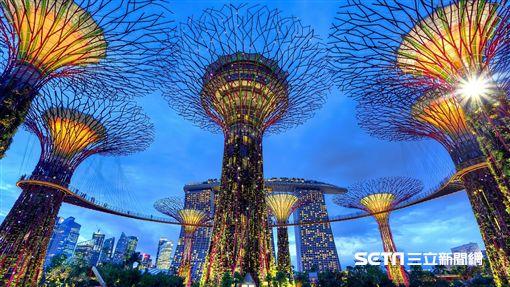 新加坡濱海灣花園。(圖/Kayak提供)